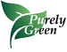 Purely Green Cleaning Solutions Logo