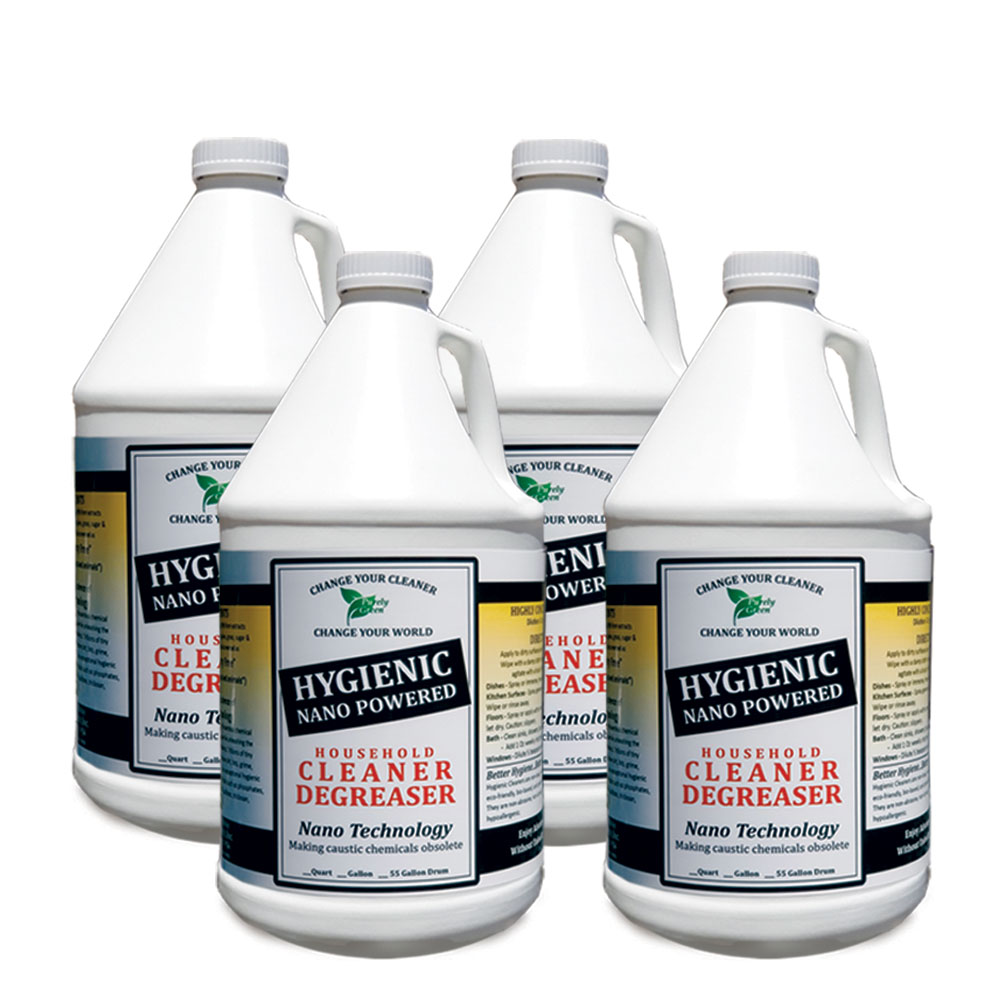 Hygienic Cleaner Degreaser Concentrate