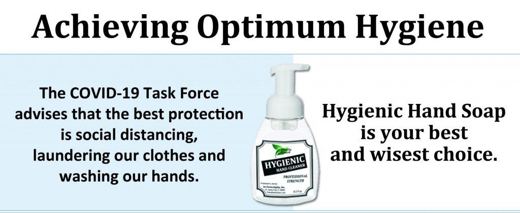 Achieving Optimum Hygiene